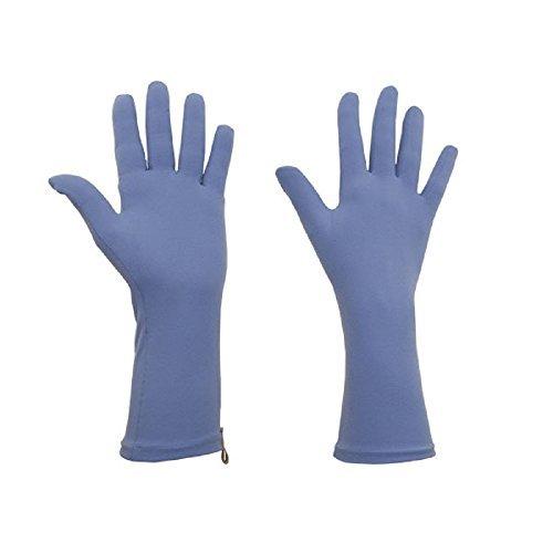 Foxgloves Original Gloves (Periwinkle Blue, Medium)