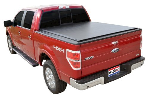 TruXedo Lo Pro Soft Roll-up Truck Bed Tonneau Cover | 597601 | fits 09-14 Ford F-150 5'6