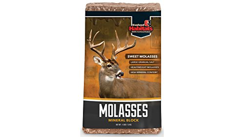(Habitats Molasses Mineral Block (4Lb Brick))