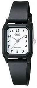 Casio for Women Analog LQ-142-7BDF Leather Watch