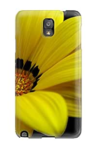New Arrival Premium Galaxy Note 3 Case(great Yellow Flower)