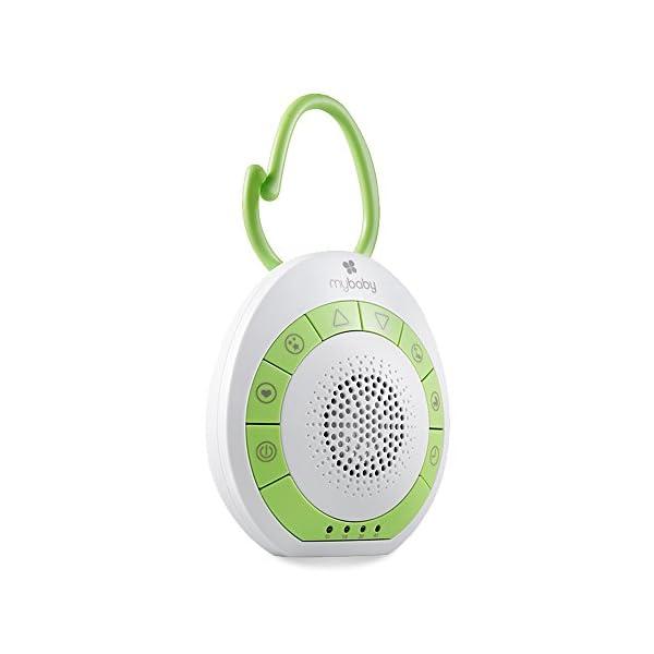 MyBaby Soundspa On-the-Go – Portable White Noise Machine