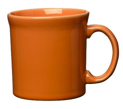 - Fiesta 12-Ounce Java Mug, Tangerine