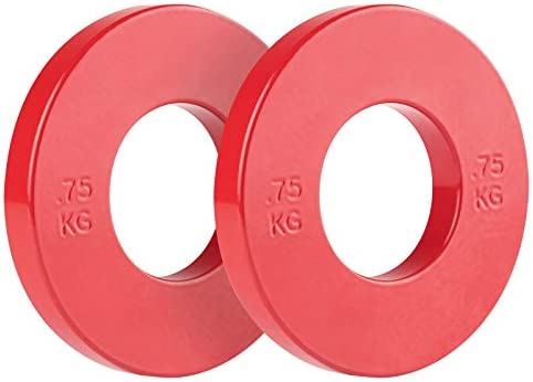 Mirafit Olympic Fractional Weights Choice of Size