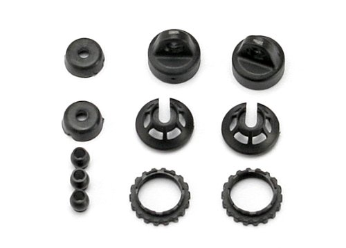 (Traxxas 7065 Caps and Spring Retainers for 1/16 GTR Shocks)
