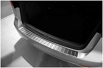 Teileplus24 3226 Ladekantenschutz Aus V2a Edelstahl Mit Abkantung Auto