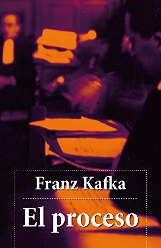 Amazon.com: El proceso (Spanish Edition) eBook: Franz Kafka ...