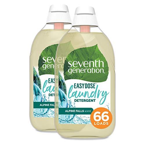 Seventh Generation Laundry Detergent, Ultra