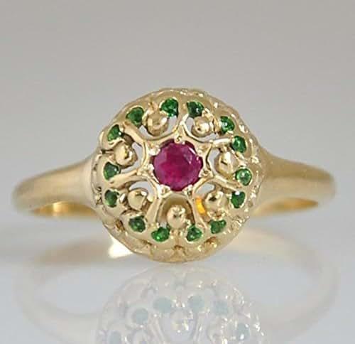 Amazon.com: Alternative Engagement Ring , Unique
