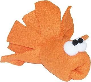 product image for Imperial Cat Cat 'n Around, Goldie Goldfish Catnip Toy