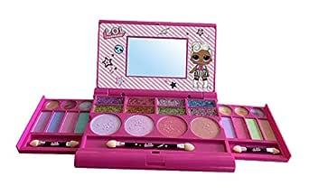L.O.L. Surprise Paleta De Maquillaje Infantil Extensible De 30 Elementos: Amazon.es