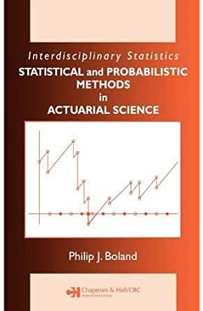 statistical and probabilistic methods in actuarial science boland pdf