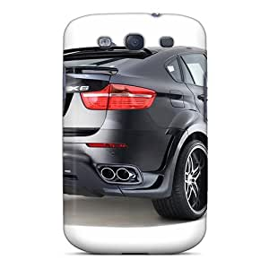 For Richardcustom2008 Galaxy Protective Cases, High Quality For Galaxy S3 Hamann Bmw X6 Tycoon 2009 Skin Cases Covers