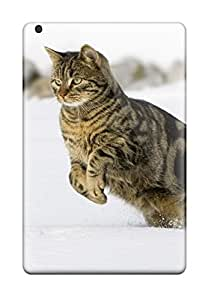 Scott Duane knutson's Shop New Style 2863234K73665272 New Style Cat Leaping In The Snow Premium Tpu Cover Case For Ipad Mini 3