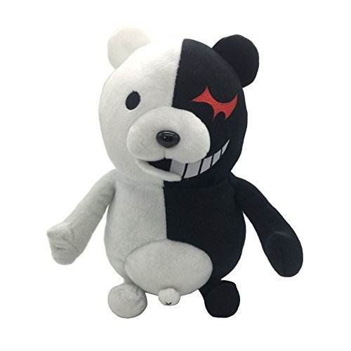 MAGGIFT monobear Plush Black White Bear Stuffed Plush Doll Toy from MAGGIFT