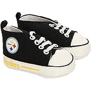 Baby Fanatic Pre-Walker Hightop, Pittsburgh Steelers