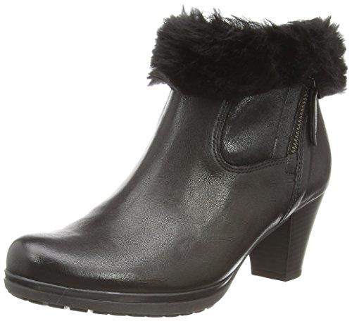 Shoes Gabor 47 schwarz Fashion Polacchine Donna Nero Comfort black 7qBwqfz