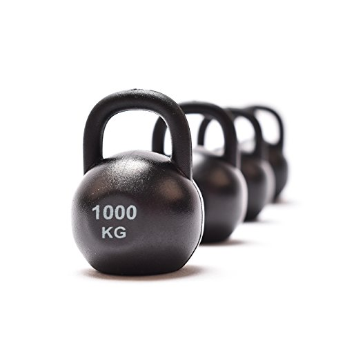 Mini Kettle Bell Key Chain Accessory Key Charm Cell Phone Charm | Fitness Center Souvenir | Gym Promotional Gift | Present Idea for Fitness Enthusiast Team-Mate and Sport Player