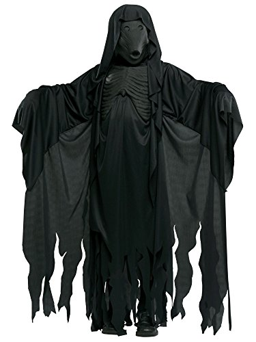 [Dementor Costume - Large] (Harry Potter Dementor Fancy Dress Costume)