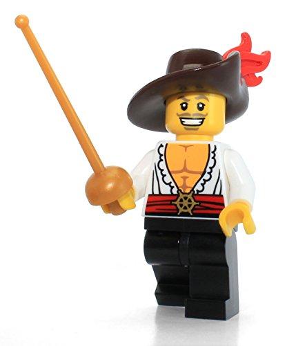 LEGO Series 12 Collectible Minifigure 71007 - Swashbuckler