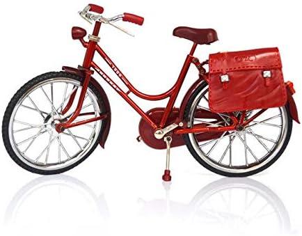 Bicicleta Vieja Creativa, Modelo Ornamental, Vintage, para Hombres, Bicicleta con mechero Hinchable, Miniatura, artesanía, decoración para el hogar o la Oficina: Amazon.es: Hogar