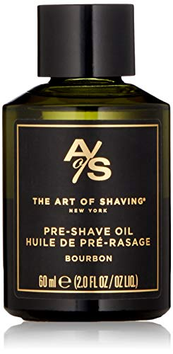 The Art of Shaving Pre-Shave Oil, Bourbon, 2 fl. oz.