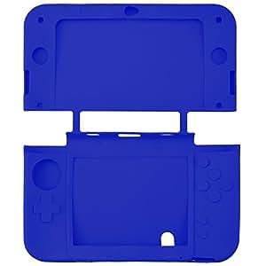 Cubierta Protectora Funda de Silicona Azul para New Nintendo ...