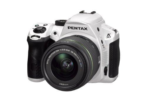 Pentax K-30 + DAL 18-55WR White