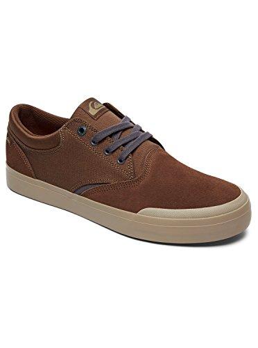 Quiksilver Men Verant Fitness Shoes Brown/Brown/Orange