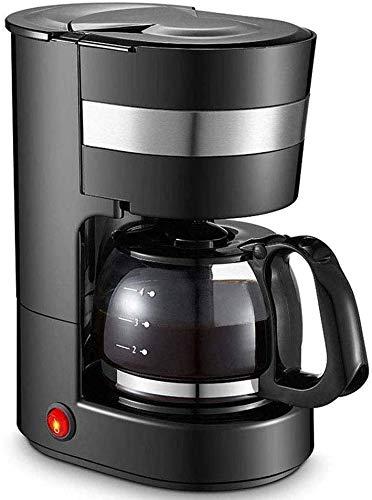 NO BRAND Cafetera, hogar de la máquina de café, Goteo automático ...