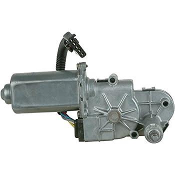 Windshield Wiper Motor-Wiper Motor Front Cardone 40-185 Reman