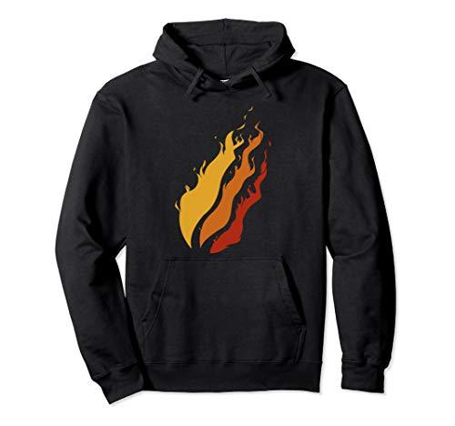(Fire Nation Streamer PC Gamer Gift for Kids Boys Pullover)