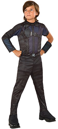 War Machine Iron Man 2 Costume (Rubie's Costume Captain America: Civil War Hawkeye Value Child Costume, Small)