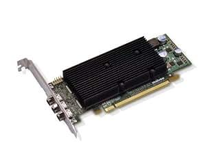 Matrox M9138-E1024LAF 1GB - Tarjeta gráfica (Pasivo, LP, GDDR2, PCI Express x16, 2560 x 1600 Pixeles, Microsoft Windows 7 (32/64bit)*, Microsoft Windows XP (32/64bit),)