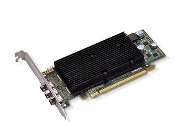 Matrox M9138-E1024LAF - Tarjeta gráfica (1 GB, GDDR2, 128 bit ...
