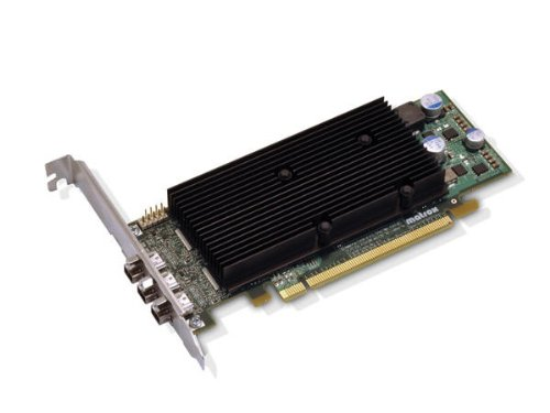 MATROX GRAPHICS M9138LP PCIe X16 with 1 GB of memory