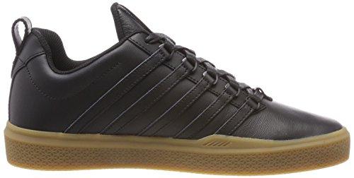 Baskets 055 Swiss Noir Gum Black Homme Donovan K Fn4qRwE0q