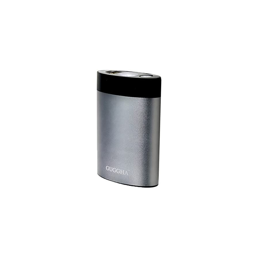 GUGGHA Rechargeable Hand Warmer Power Bank Portable Charger for Samsung, iPhone smartphones, Compatible with most Windows & Android devices