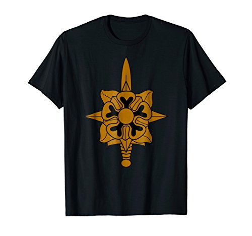 Army Military Intelligence branch insignia T-Shirt