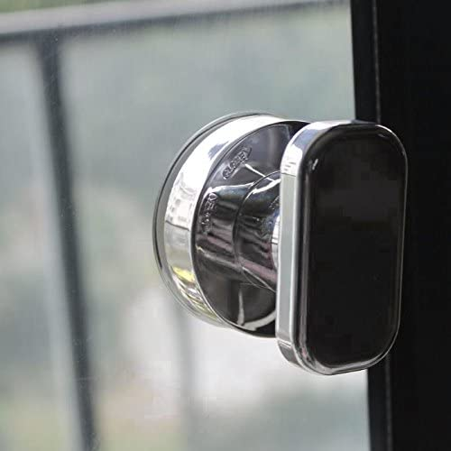 Cikuso Poignee de traction pour la Porte ventouse de Refrigerateur Poignee de Tiroir Poignee de Salle de Bain Bouton de traction des Meubles Pas de vis