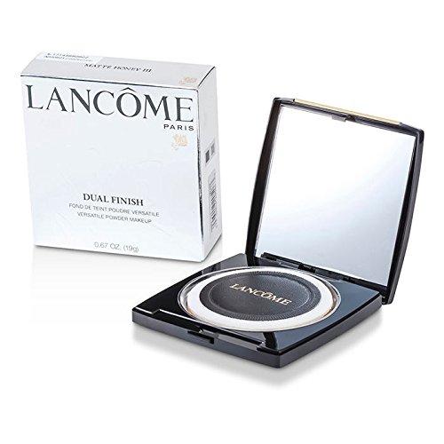 Lancome Dual Finish Versatile Powder Makeup - # Matte Honey III for Women - 0.67 oz by LANCOME