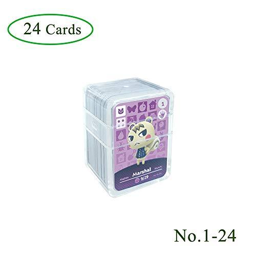 🥇 Tarjetas de juego NFC Tag para Animal Crossing