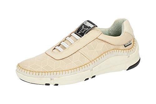 Pikolinos Women's W4M-6715 Marfil-Espuma Loafer Flats Beige HWSoX1SlS