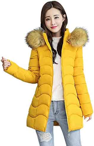 3c59c0aa8a0 Shopping Yellows or Clear - Fur & Faux Fur - Coats, Jackets & Vests ...