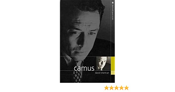 Camus (Blackwell Great Minds)