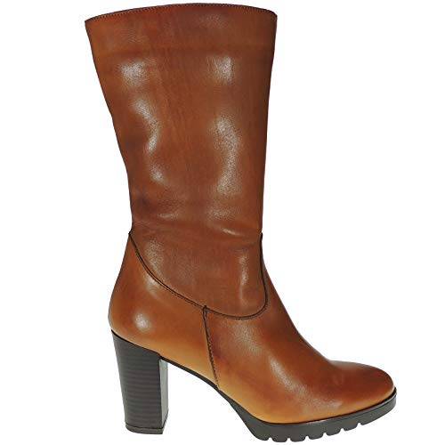 Boots Boots Romero Calzados Calzados Women's Leather Leather Boots Romero Romero Calzados Women's Leather Romero Calzados Women's TpwW6qWnS