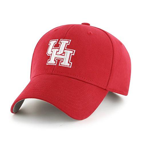NCAA Houston Cougars Children Cinch Ots All-Star MVP Adjustable Hat, Kids, Red ()