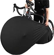Junya Bicycle Wheel Cover Washable Elastic Dirt-Free Bike Storage Wheel Cover Tire Package Anti-dust Bike Indo