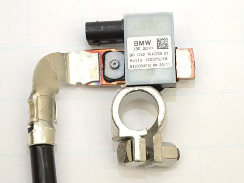 Amazon com: BMW e90 Battery Cable Negative w/ IBS ground