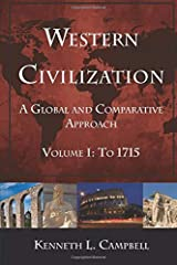 Western Civilization: A Global and Comparative Approach Paperback